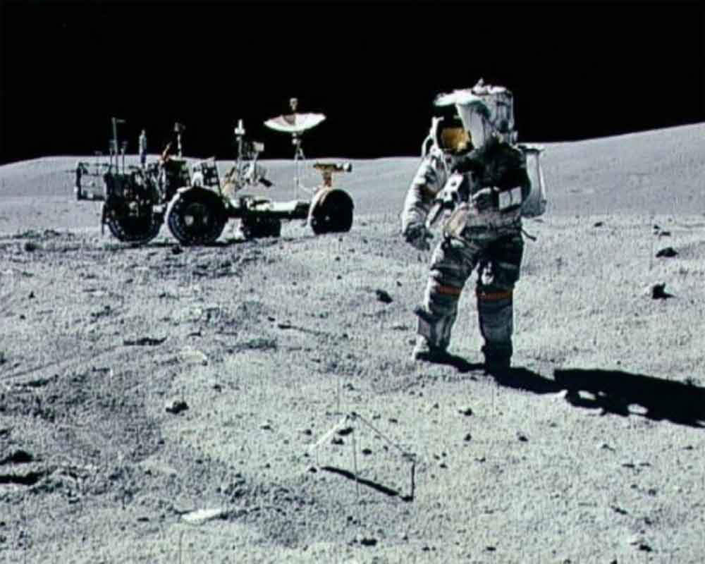 India's second moon mission in mid-April