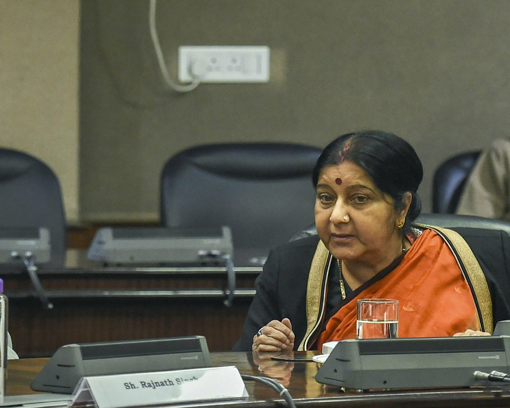 India says it does not want to see further escalation