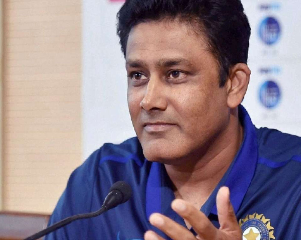 India should look to attack NZ with 2 regular spinners: Kumble