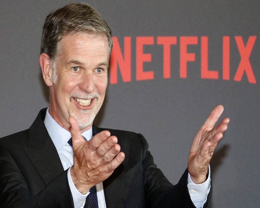 India super competitive, exciting market: Netflix CEO