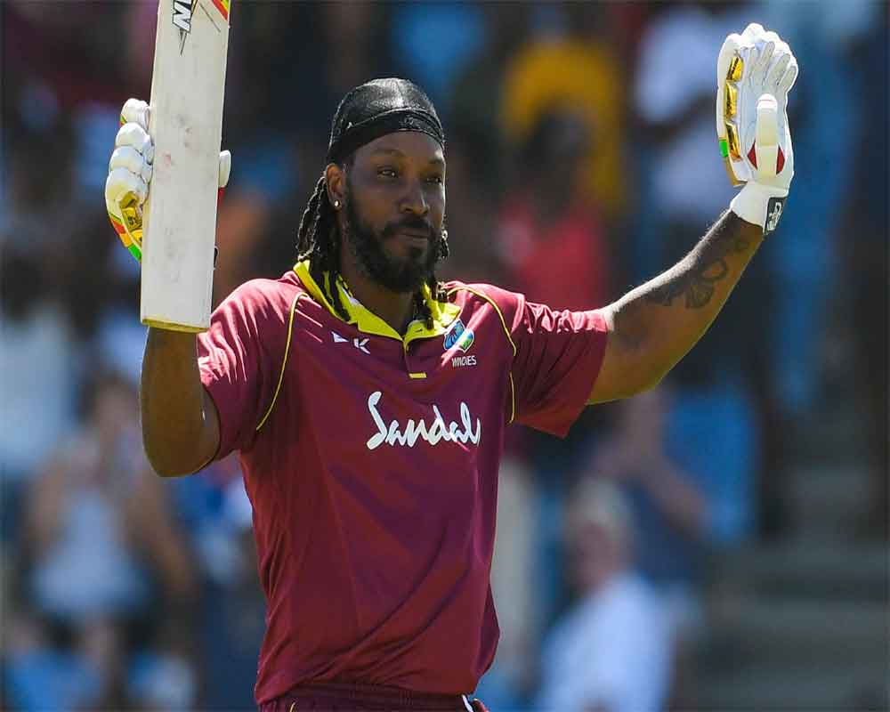 India Test Series: Gayle not picked in Test squad, 'Giant' Cornwall gets maiden call-up