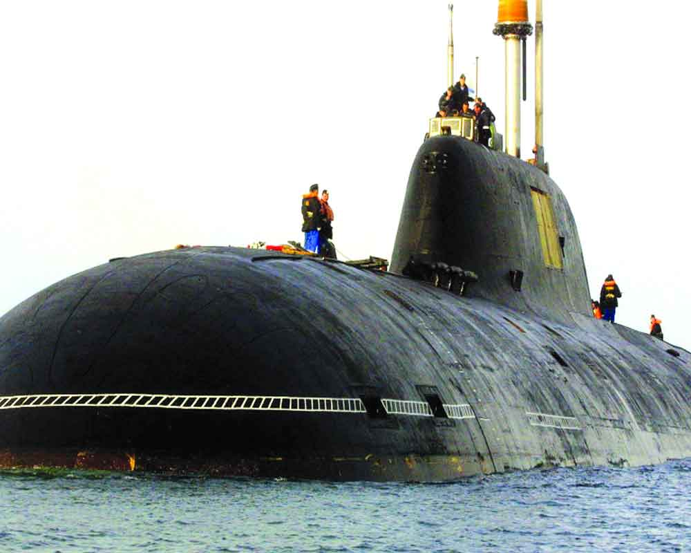 India to buy n-sub from Russia