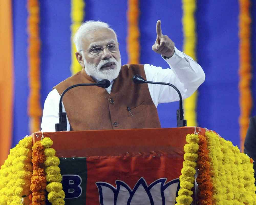 India to continue growing at fastest pace; could be second-largest  economy by 2030: PM