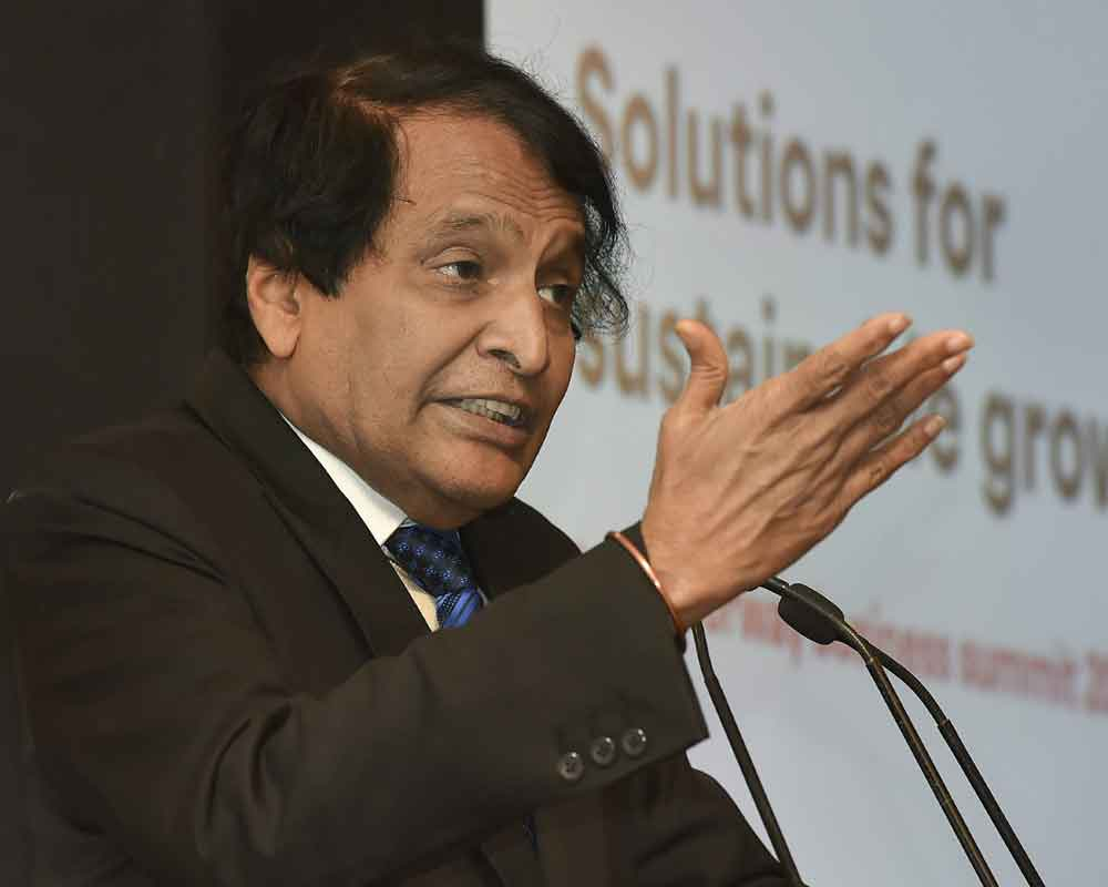 India to work with Iran without violating any international laws: Prabhu