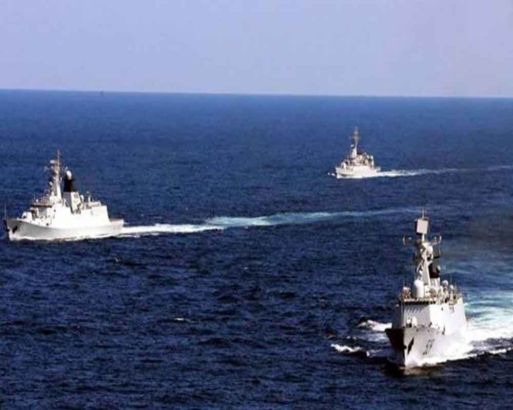 India watching China's presence in Indian Ocean: Navy Chief