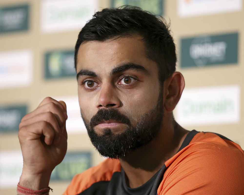 Indian team doesn't support Pandya, Rahul comments on women: Kohli