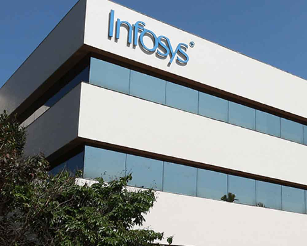 Infosys Q3 net profit falls 30 pc to Rs 3,610 crore