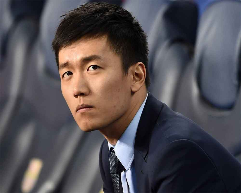 Inter president Zhang ready to shake up European football