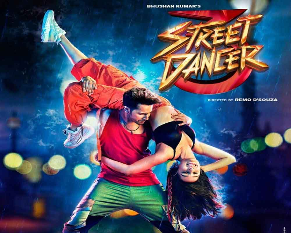 International dance troupes to feature in 'Street Dancer 3D'