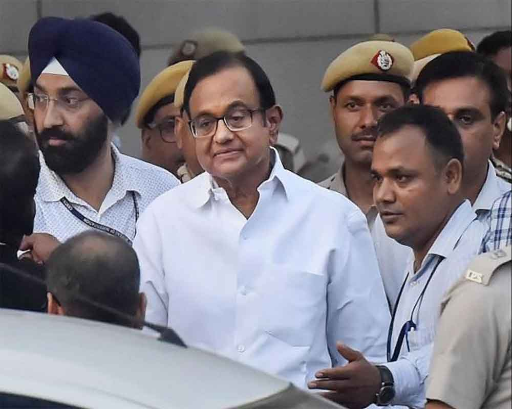 INX Media scam: Chidambaram not required to be arrested now in PMLA case, ED tells court