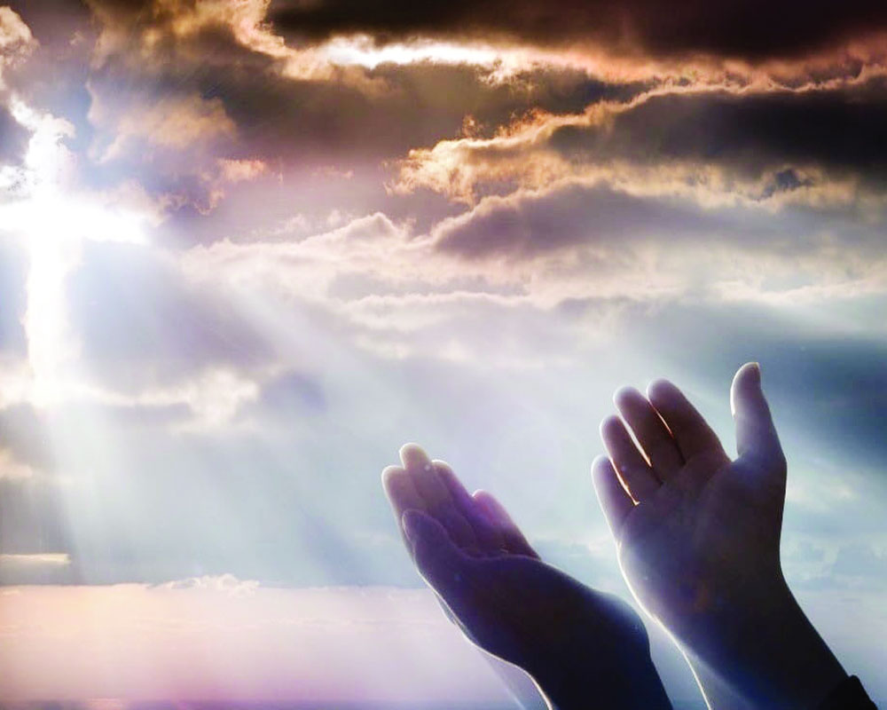 Is God forcing us to accept him?