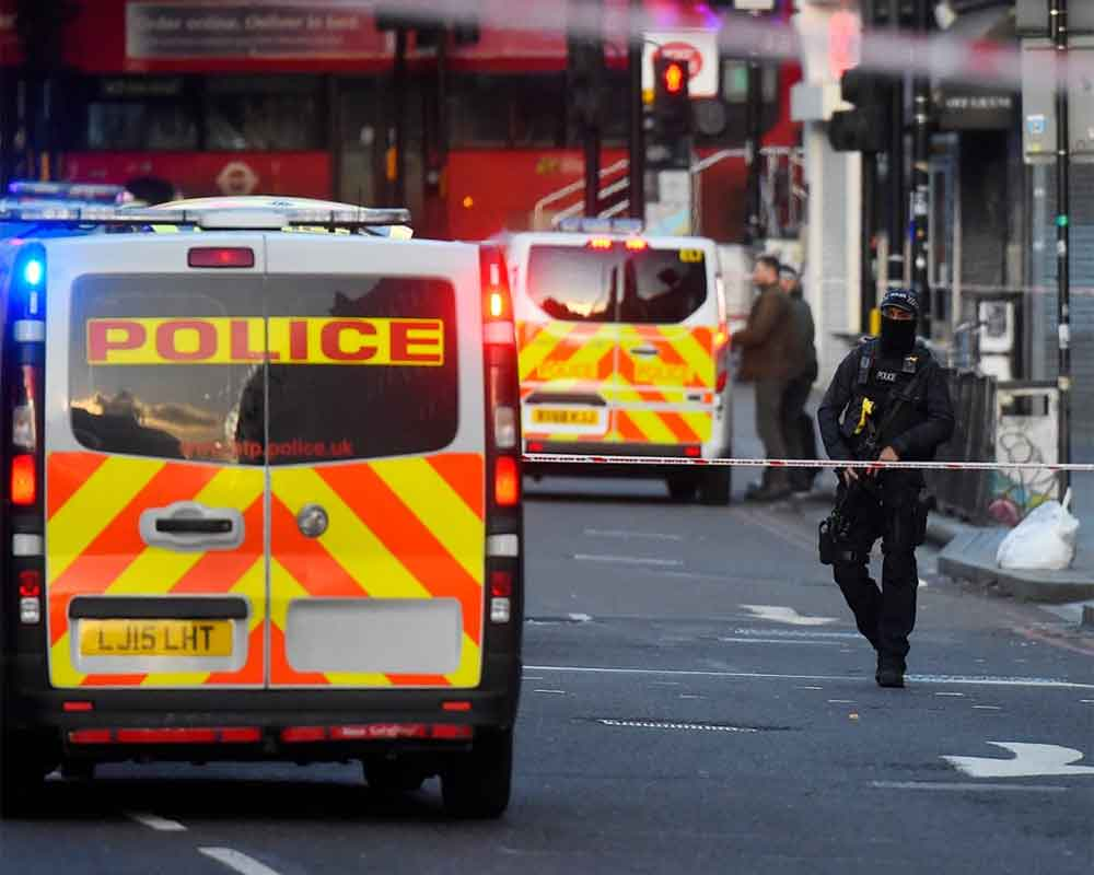 ISIS claims London knife-attack