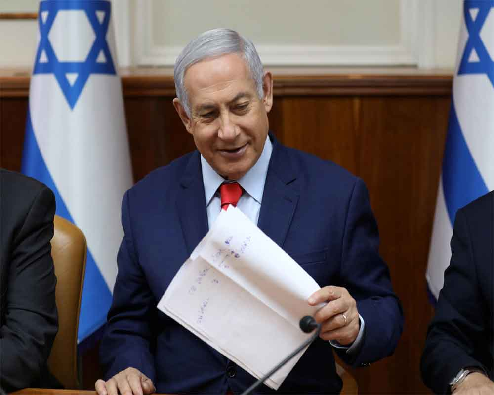 Israelis protest proposed Netanyahu immunity bills