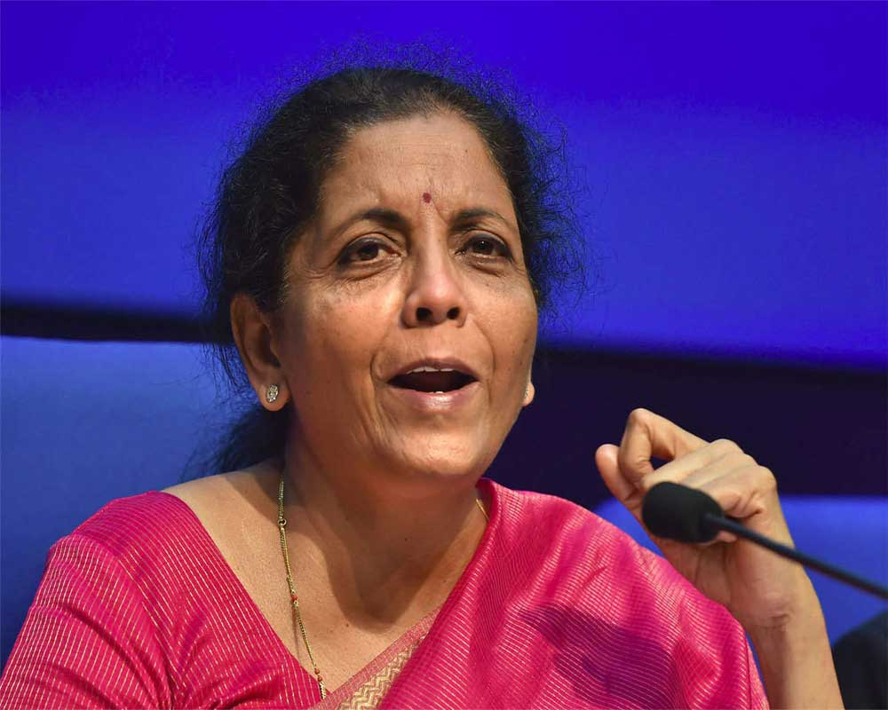 J&K was integrated with country by scrapping 370: Sitharaman