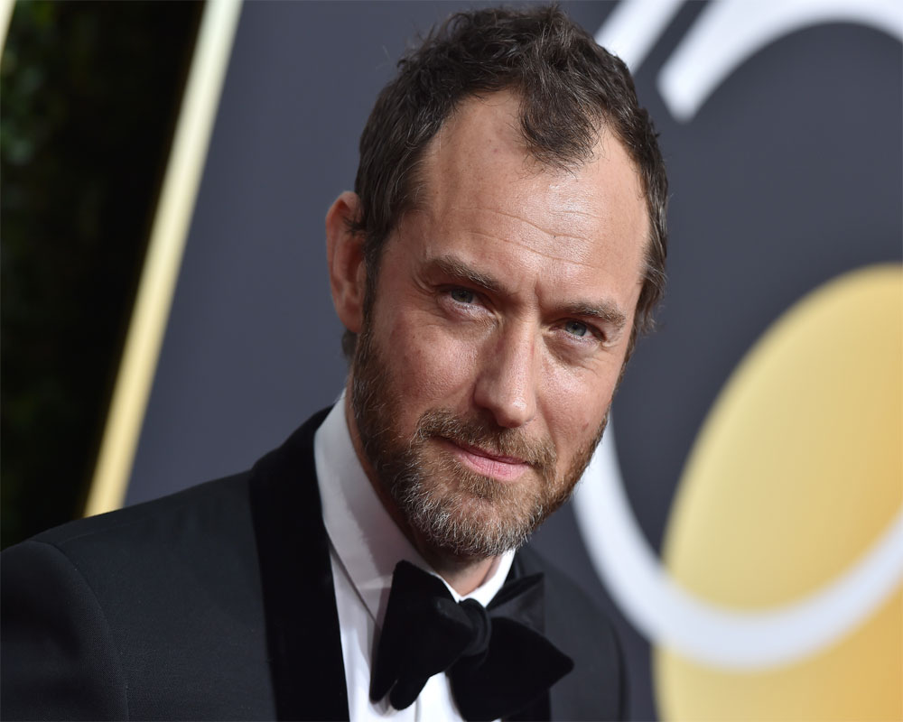 Jude Law says nanny affair jokes used to make him feel ...