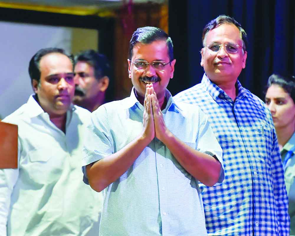 Kejriwal fails to get MEA nod to visit Denmark for meet