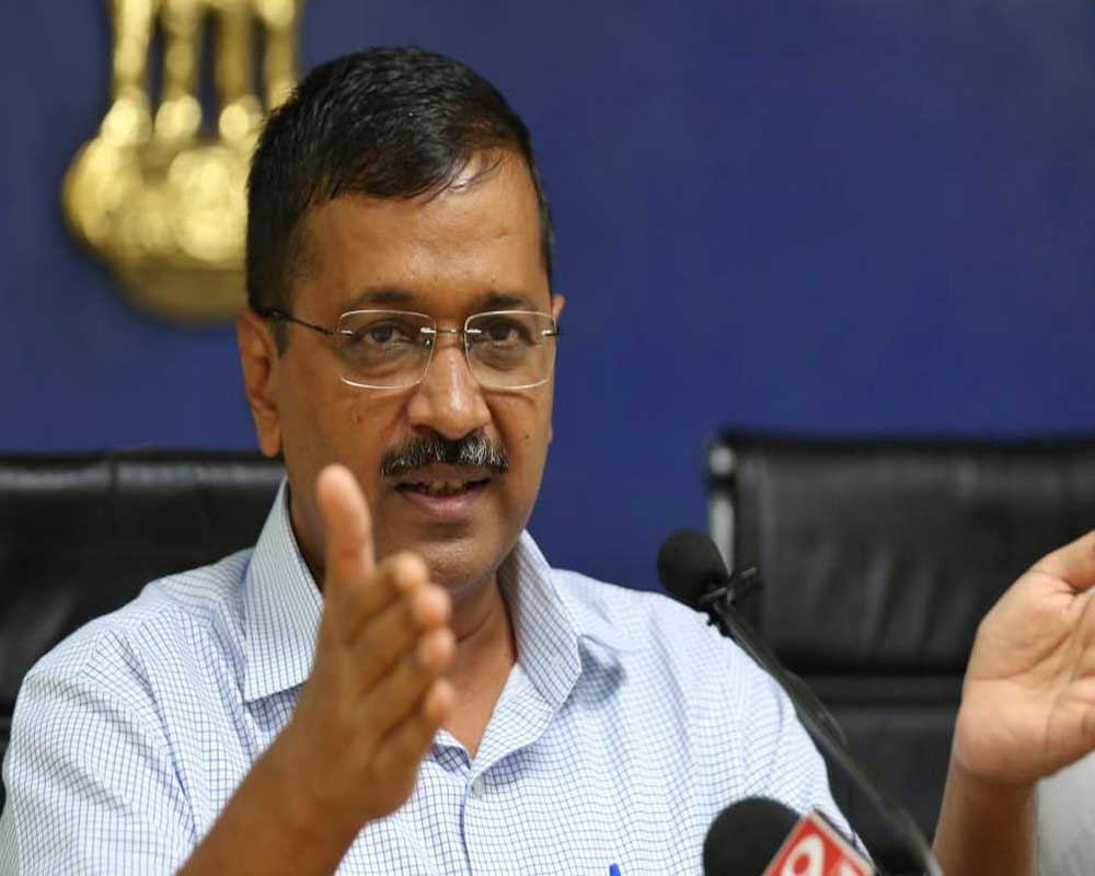 Kejriwal launches booklet on Ambedkar for school curriculum