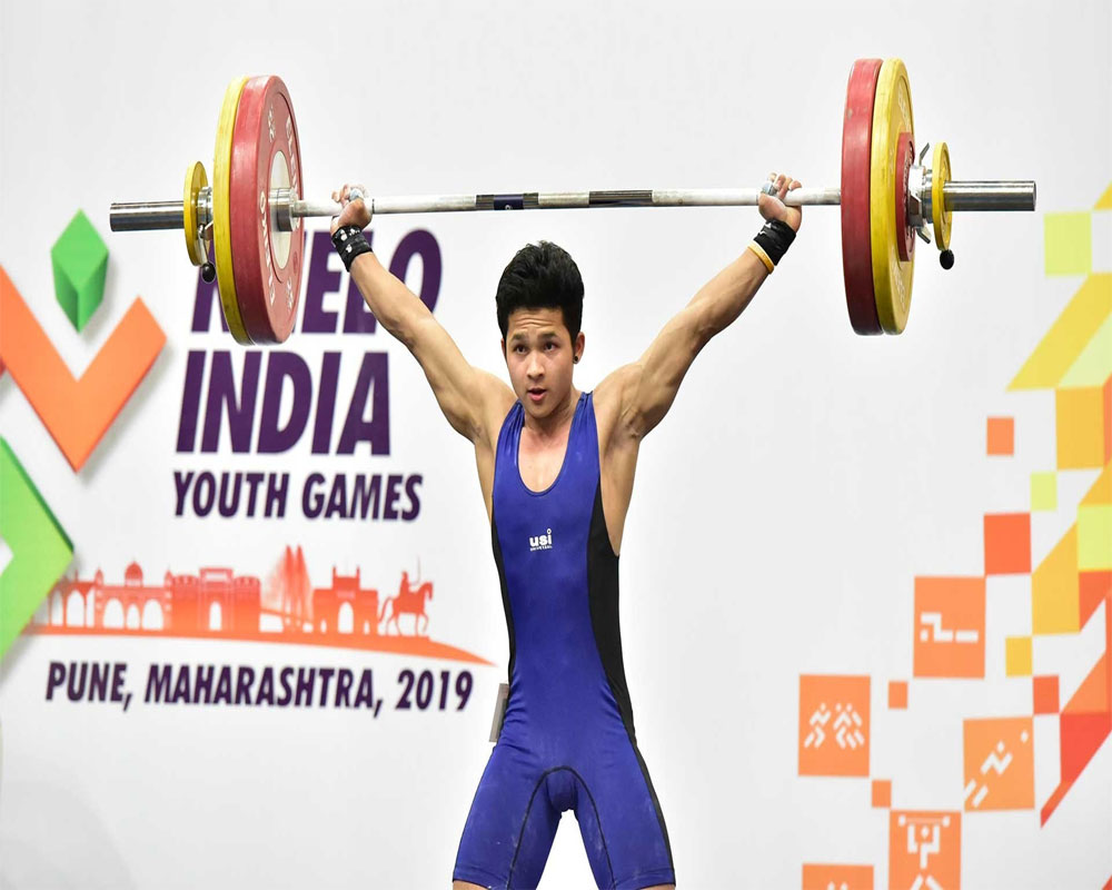 Khelo: Punjab weightlifters win three gold medals