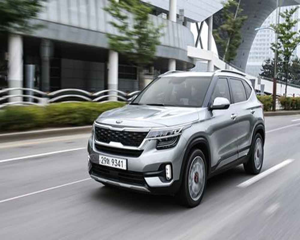 Kia Motors launches Seltos SUV at starting of Rs 9.69 lakh