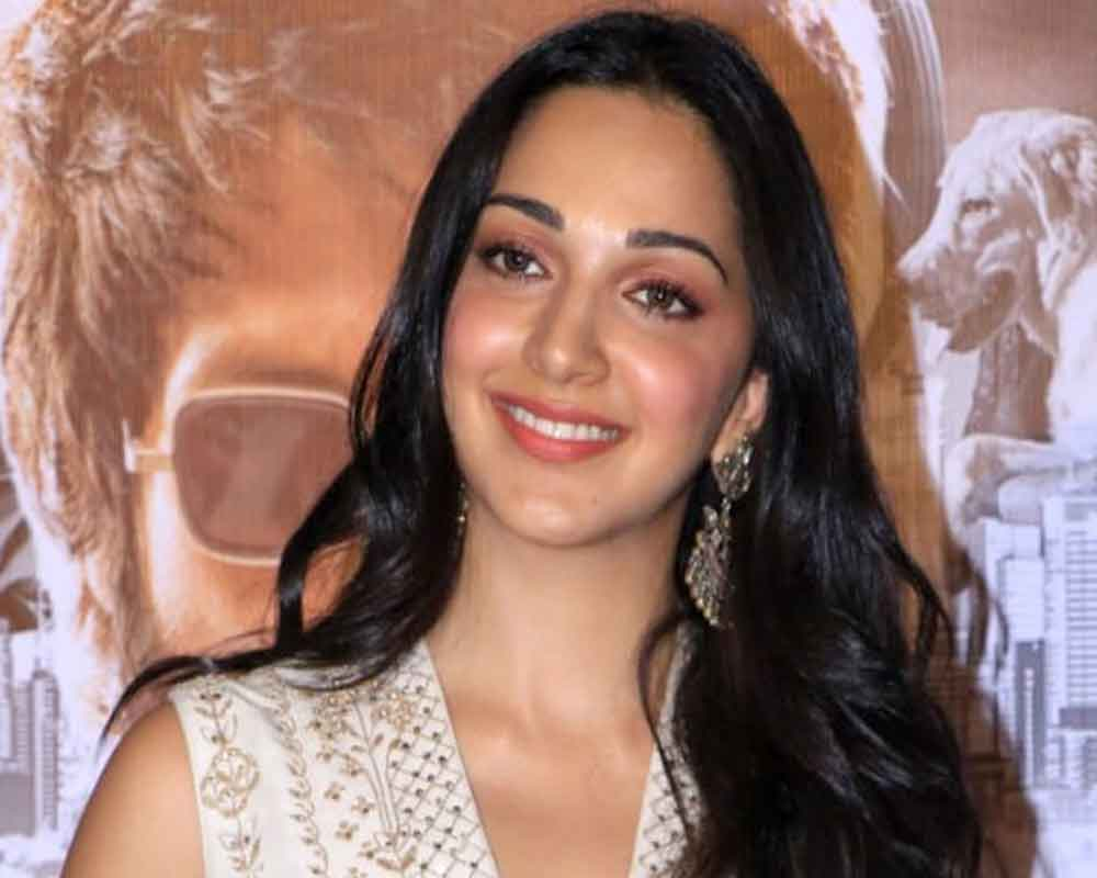 Kiara Advani's Twitter account hacked