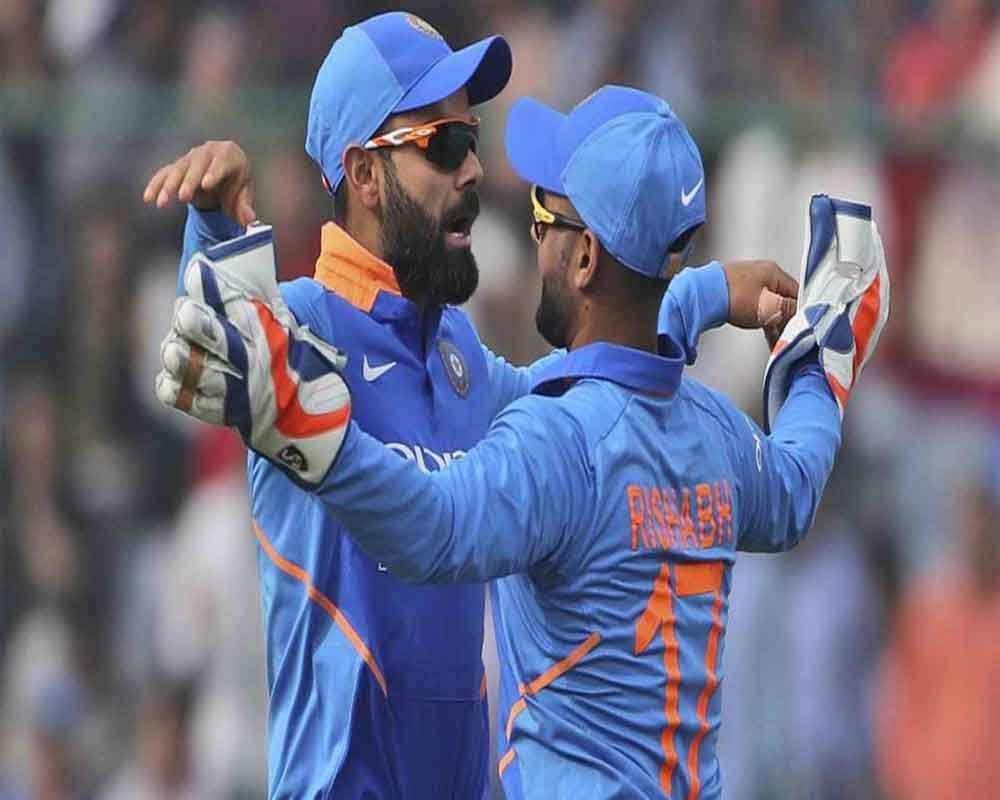 Kohli, Pant named new brand ambassadors of Himalaya MEN