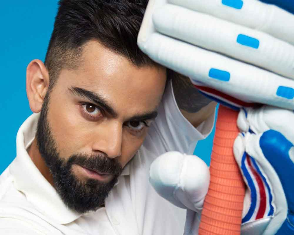 Kohli tops valuable celeb list with $170.8m brand value in '18