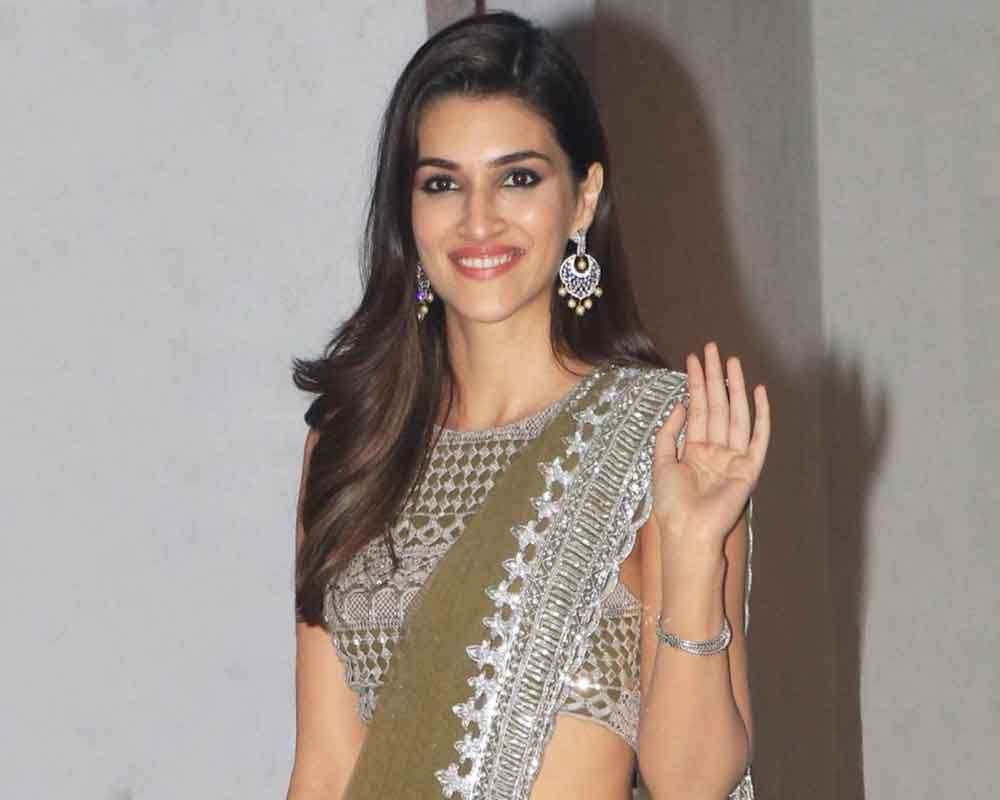Kriti Sanon Excited About Luka Chuppi