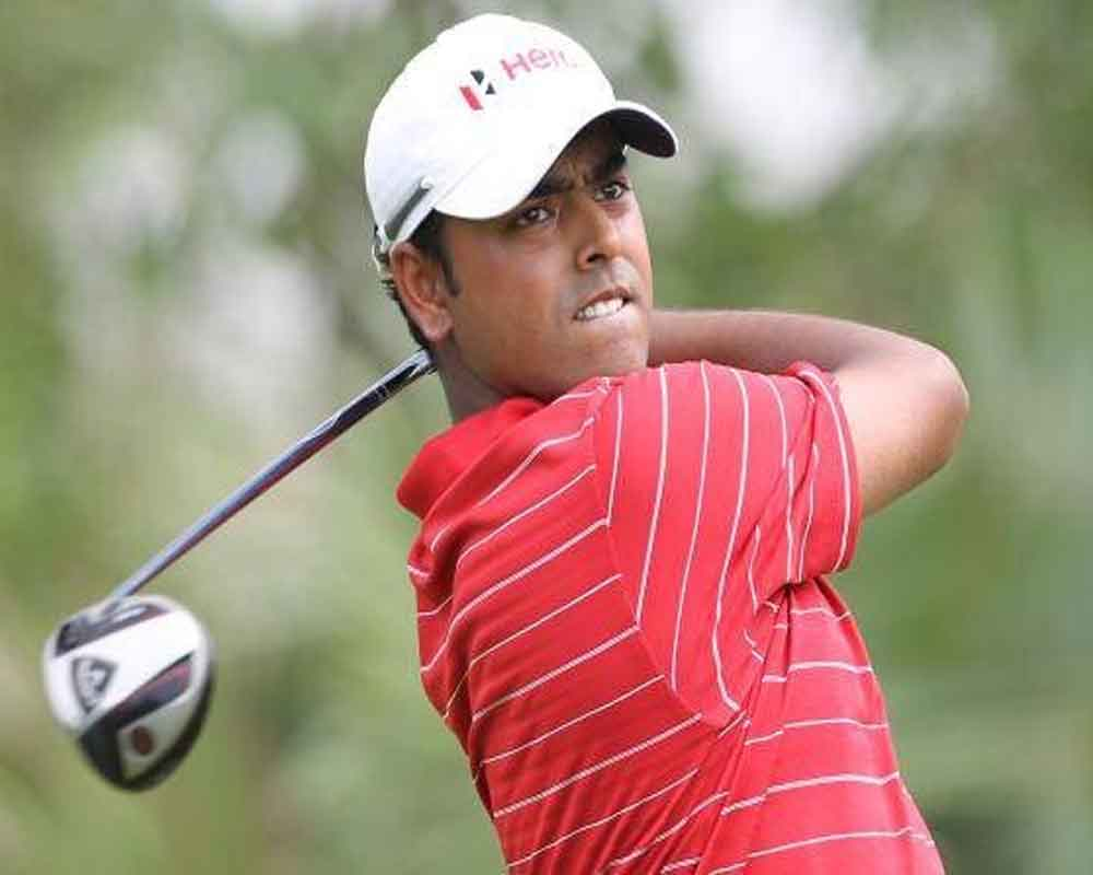 Lahiri struggles to 74; Rose blooms with 65 in US Open