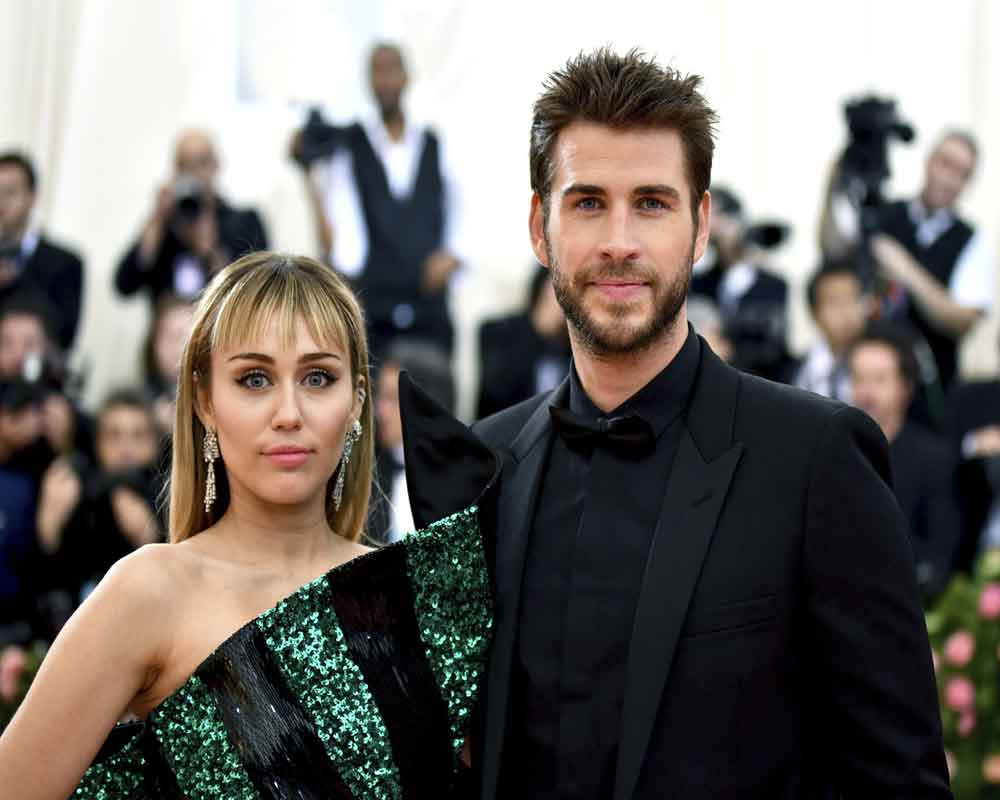 Liam Hemsworth confirms separation from Miley Cyrus