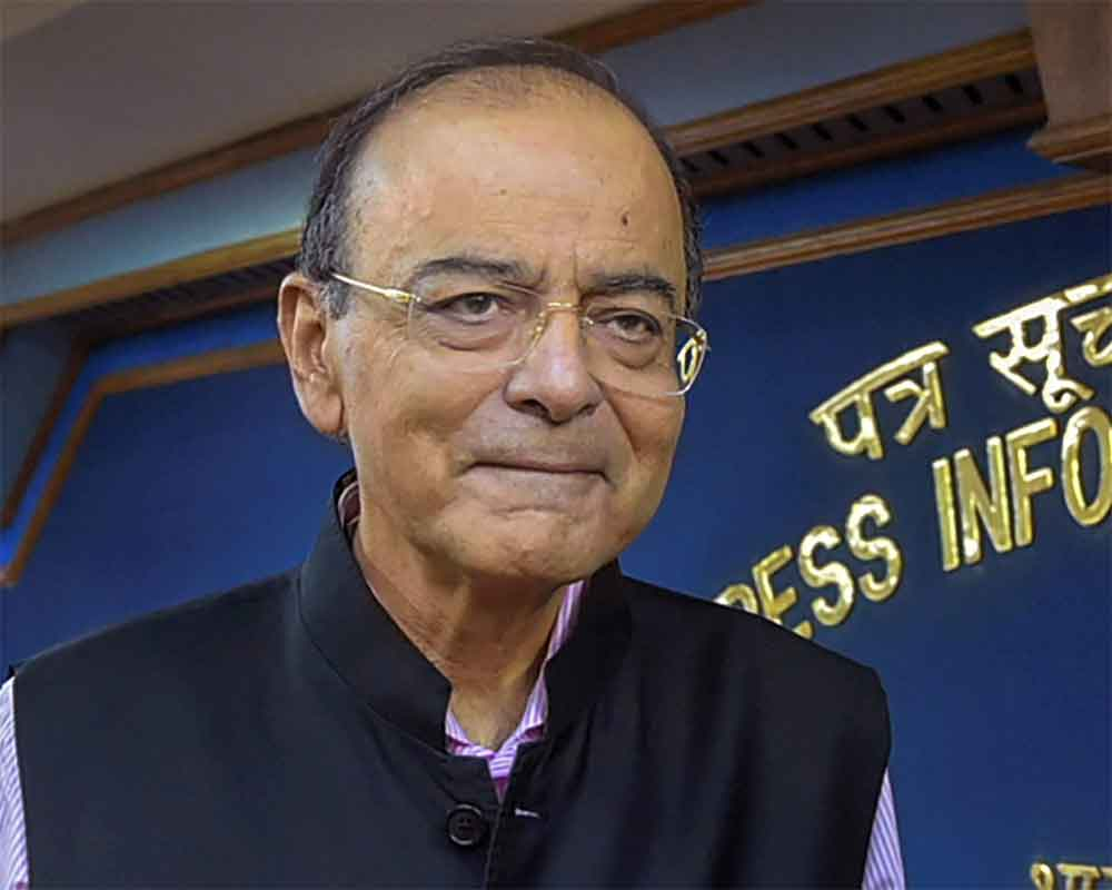 Lies of 'Mahajhootbandhan' stand exposed by CAG report on Rafale: Jaitley