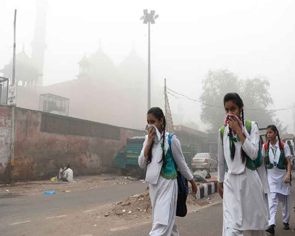 Life expectancy of people in Indo-Gangetic Plain reduced by upto 7 yrs due to poor air quality: Study