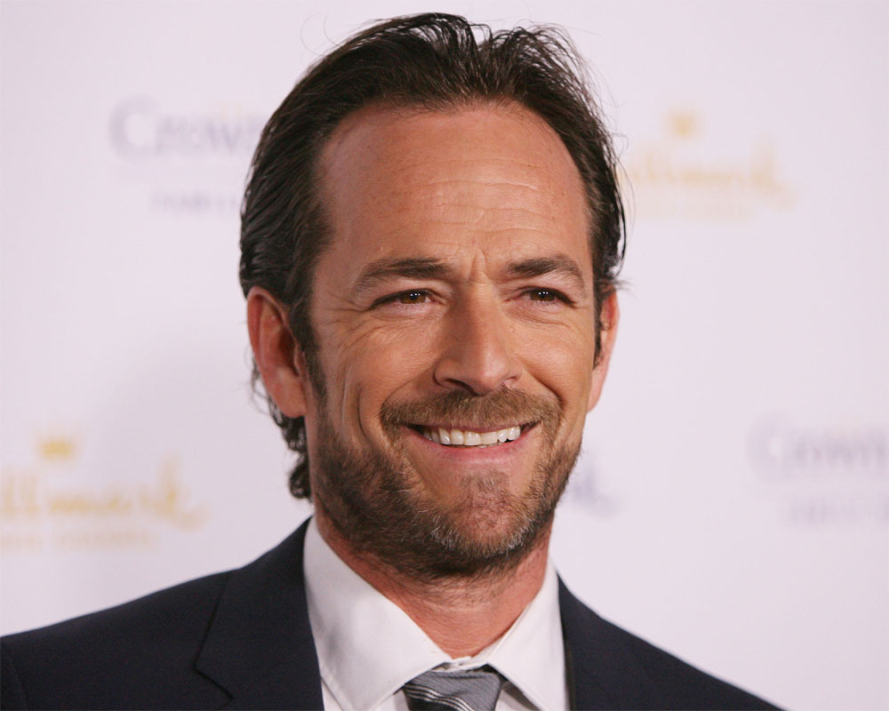 Luke Perry has advice for young actors