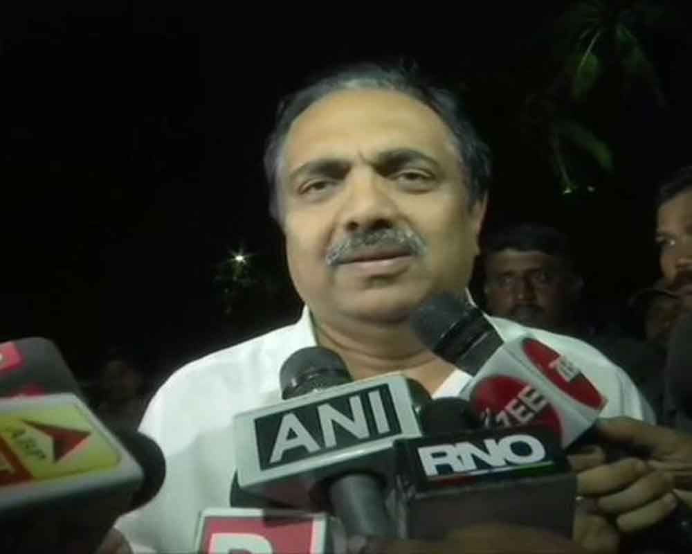 Maha governor invited NCP for discussion: Jayant Patil