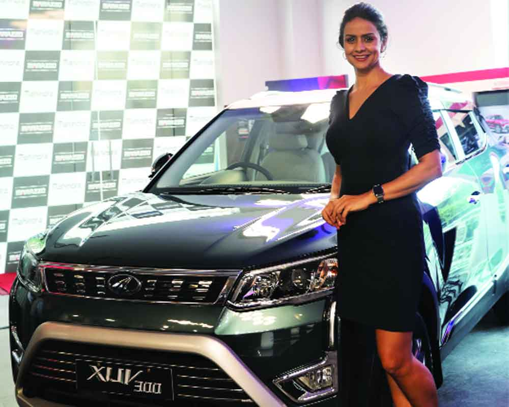 Mahindra launches #HerDrive campaign