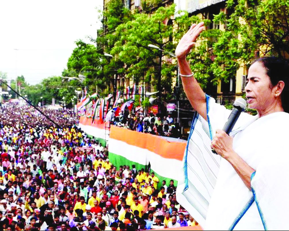 Mamata's mega Kolkata rally to test the unity of Opposition