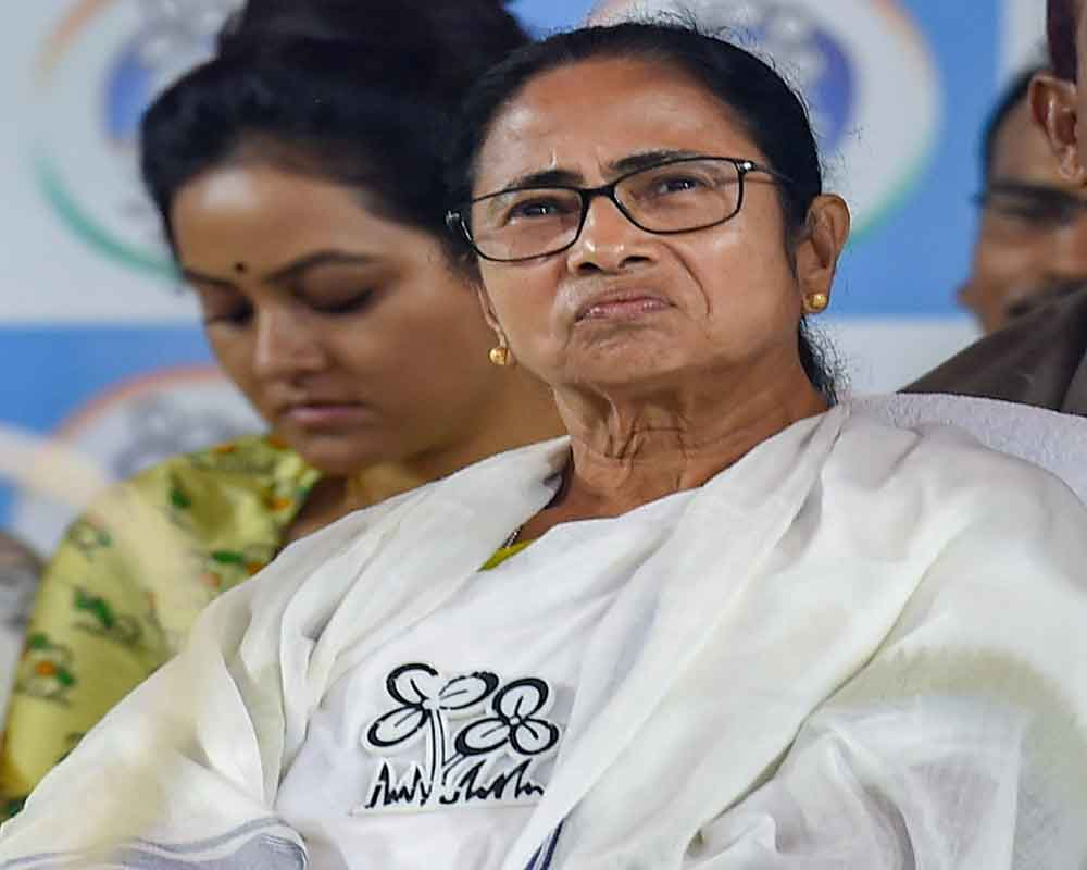 Mamata attacks Modi, calls Amit Shah 'unimportant'
