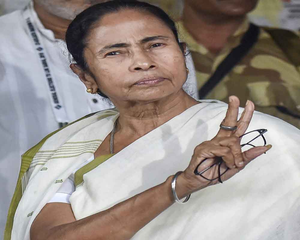 Mamata calls meeting of TMC MPs, party leaders