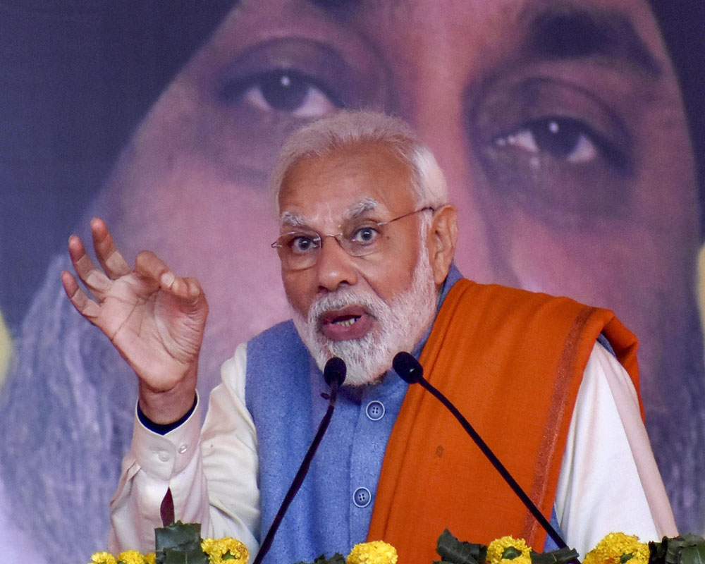 Manipur projects 'lying in ditch' expedited after 2014: PM