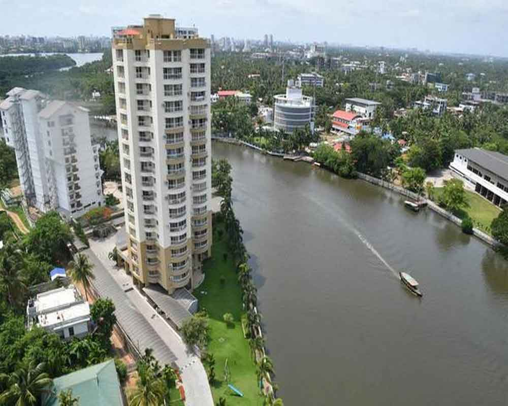 Maradu flats: SC asks Kerala govt to pay Rs 25 lakh interim compensation to all flat owners