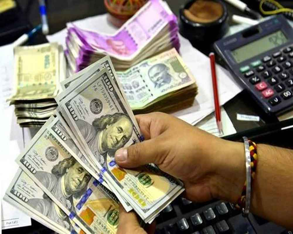 Market sees foreign fund outflow worth Rs 44,500 cr in 2018-19