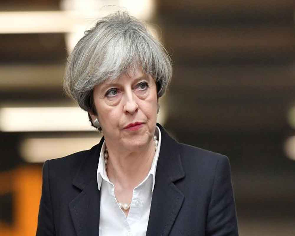 May implores parliament in final bid to save Brexit deal