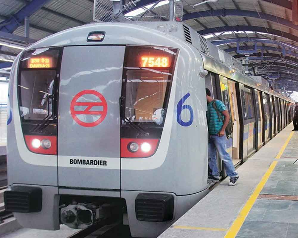 Metro services affected on Yellow Line due to technical snag
