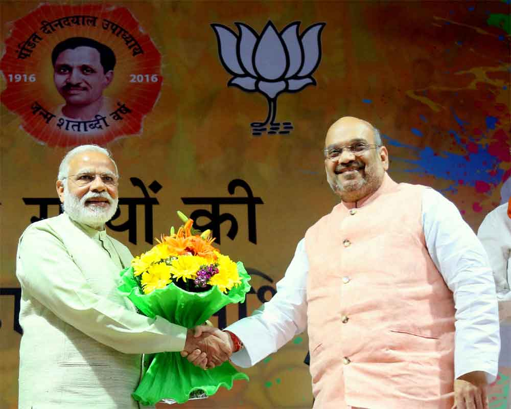 Modi's interaction to be world's largest video conference: Shah