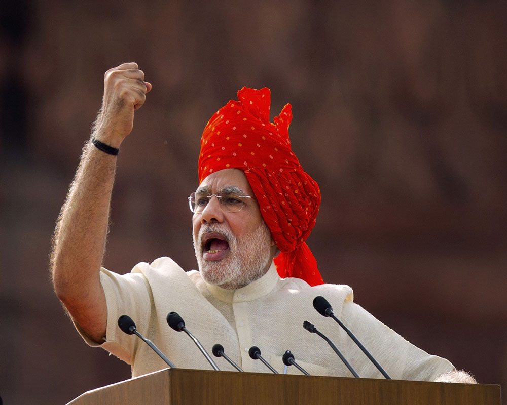 Modi takes oath as PM for second term, joined by Rajnath, Shah, others in cabinet