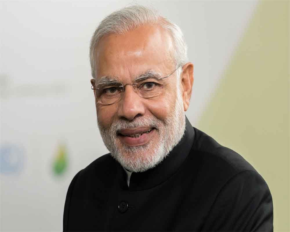 PM Narendra Modi to address the nation on TV at 8.00 pm today