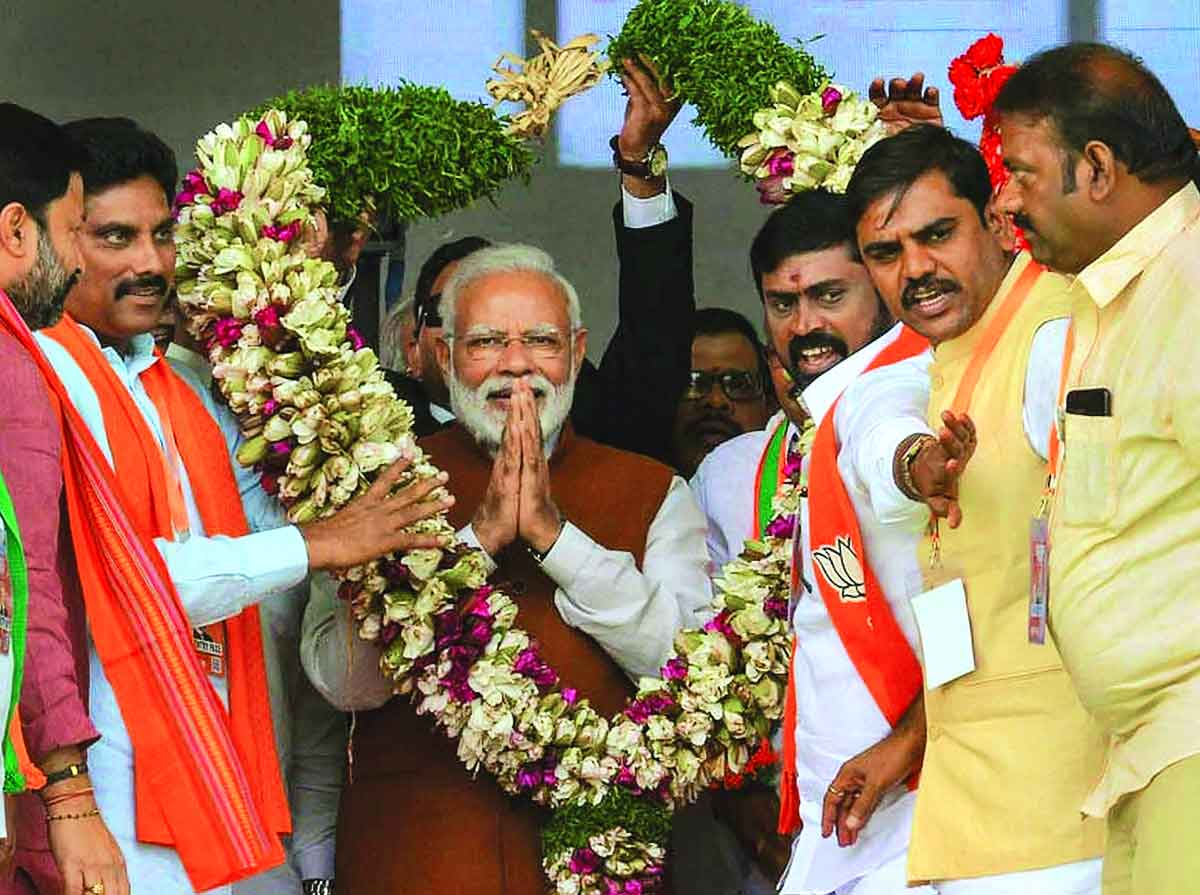 Modi vs Naidu turns personal
