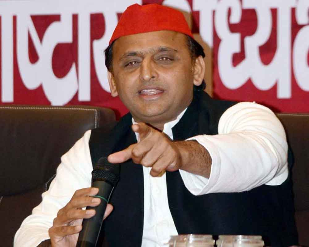 Mulayam Yadav forged relationship with BSP, I only had to 'mend' it: Akhilesh