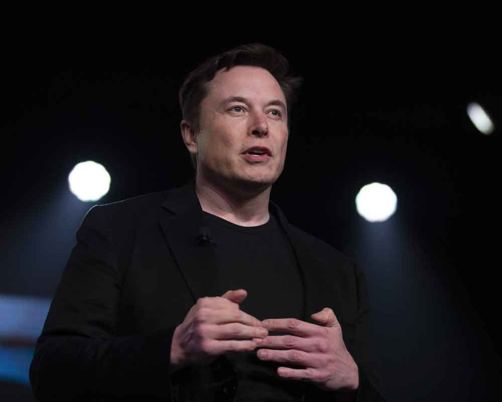 Musk denies report of toilet paper shortage at Tesla