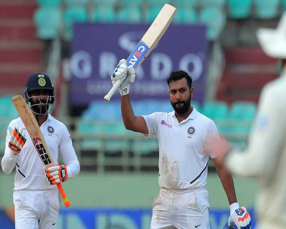 My job is to play in certain manner and I will try doing that: Rohit