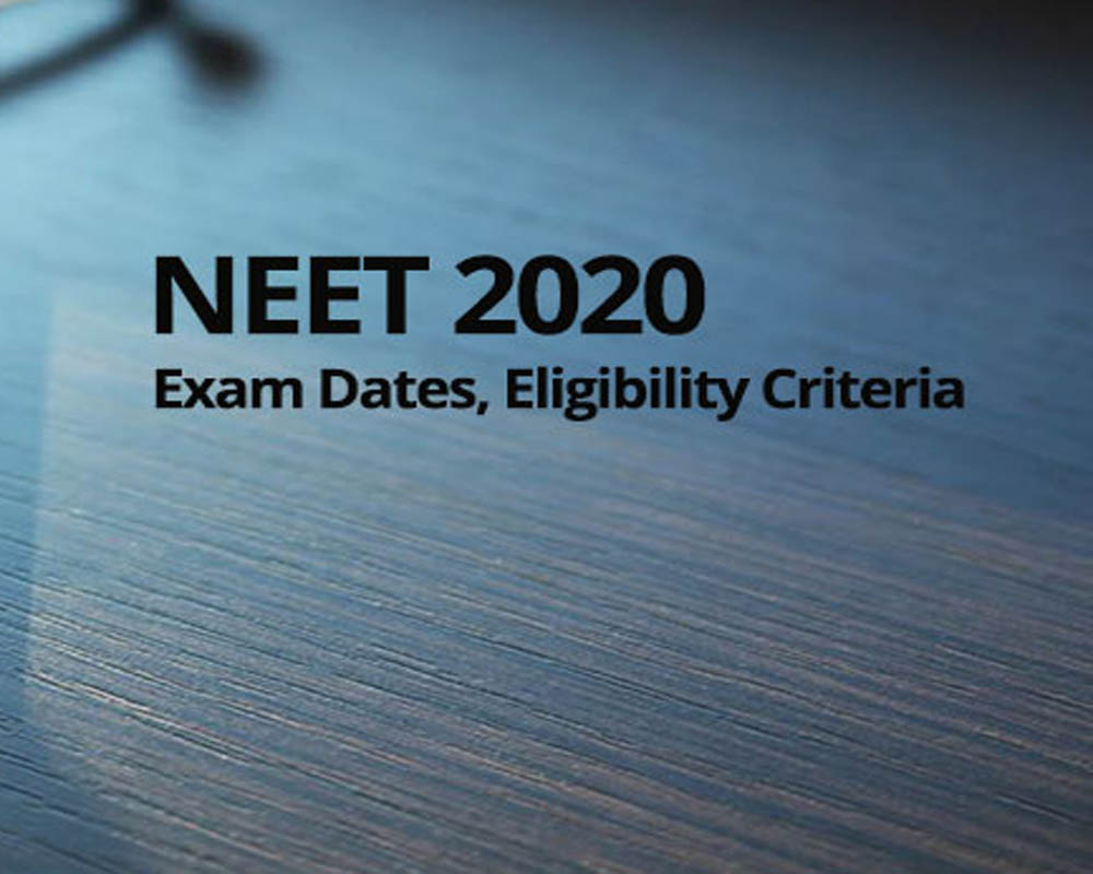 NEET 2020 Application Form released: Check Exam details, Eligibility & procedure to fill application form